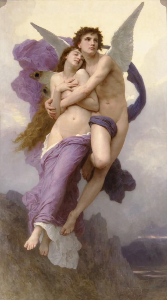 Cupido, el arquero del amor que nunca disparó su flecha