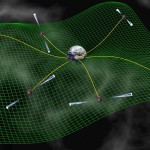 """Las """"ondas gravitacionales"""", ondulaciones del espacio-tiempo: observadas por primera vez en 2015, confirmadas en 2016"""