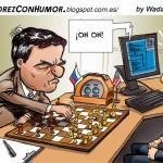 Una computadora le gana por primera vez a un campeón de ajedrez: 10 de febrero de 1996