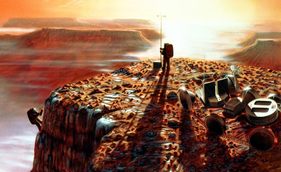 Biotecnología para la exploración espacial- NASA