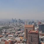 Los altos niveles de contaminación provocan molestias en los habitantes de la Ciudad de México (VIDEO)