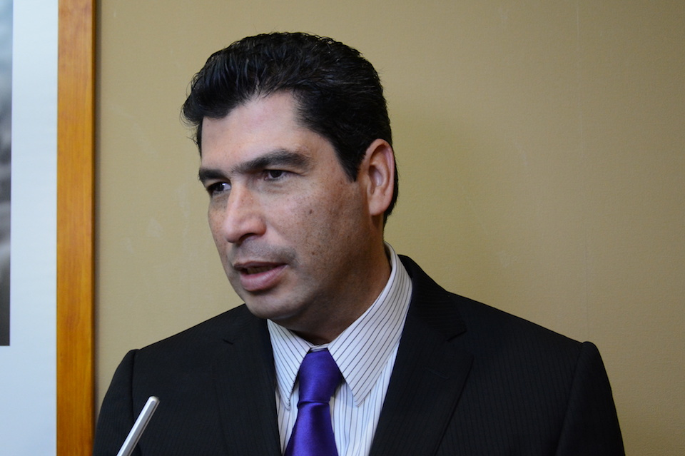 Diputado David Velasco Chedraui