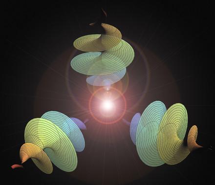 Entrelazamiento de fotones retorcidos - Mehul Malik, Manuel Erhard, Faculty of Physics, University of Vienna