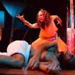 Sólo hay un teatro que no es necesario para nadie, el teatro de juegos políticos: Día Mundial del Teatro 2016