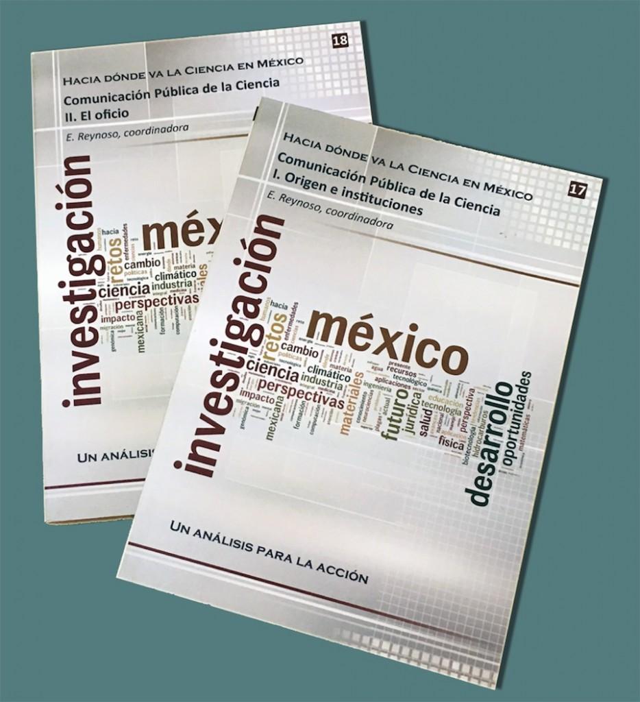 Hacía dónde va la ciencia en México, colección