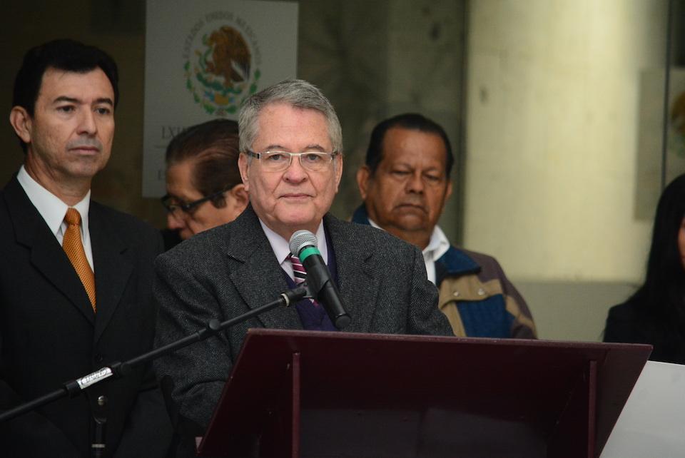 Luis Arturo Ugalde Alvárez
