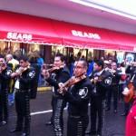 Mariachi de la UV en protesta- Fernando Márquez Sánchez