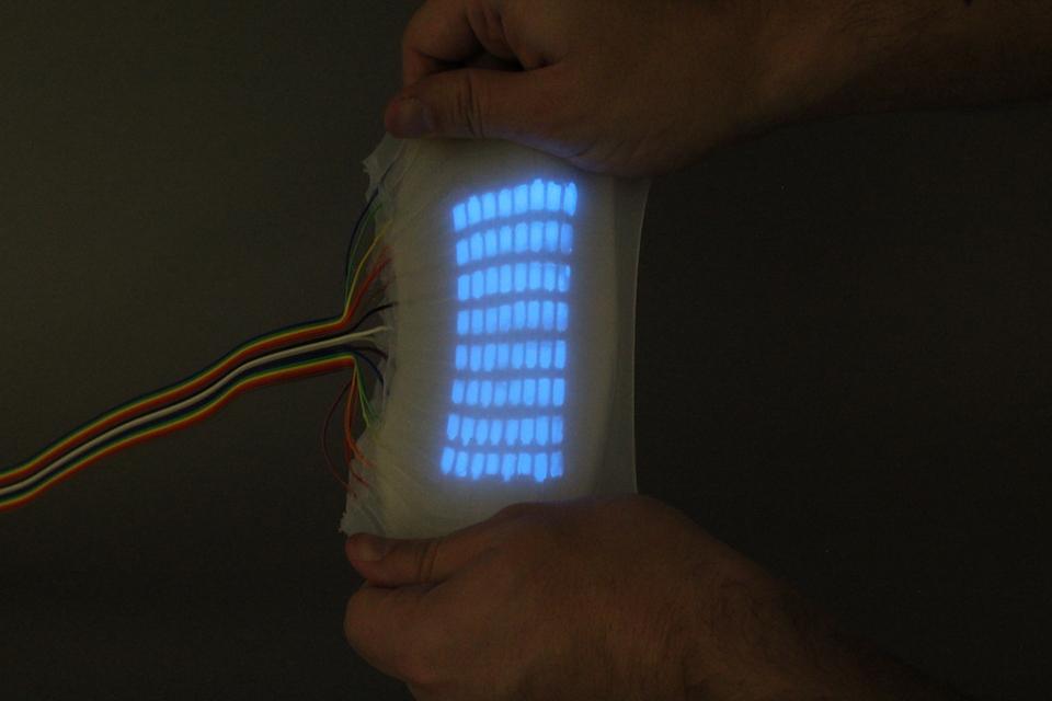 Piel de pulpo para robots- Science, Organic Robotics Lab at Cornell University