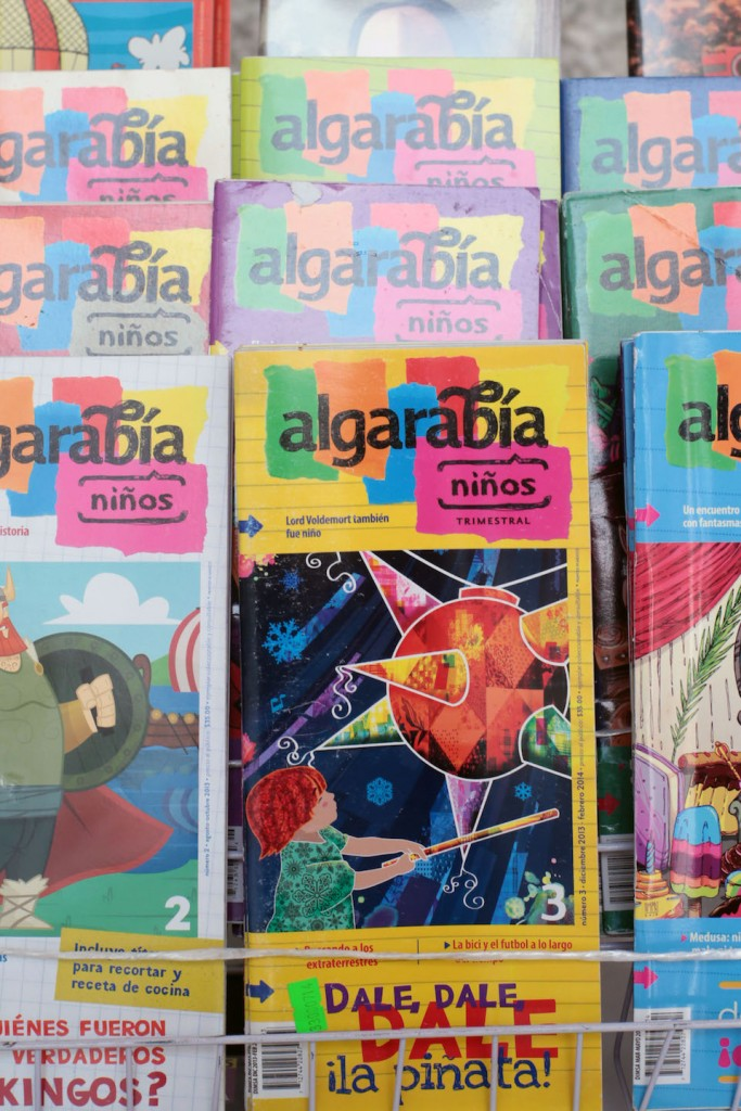 Revista Algarabía