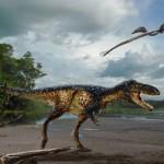 """""""Timurlengia euotica"""", el eslabón perdido que explicaría cómo el T. rex se convirtió en el rey de los dinosaurios"""