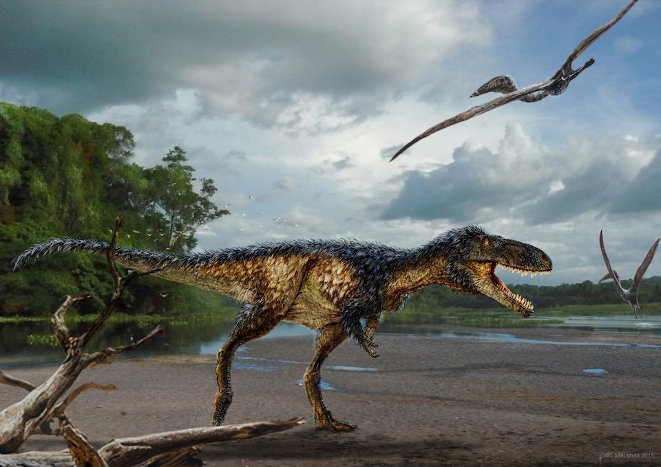 Tyrannosaurus Rex- Todd Marshall