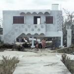 Palafitos que resisten huracanes y durán 100 años