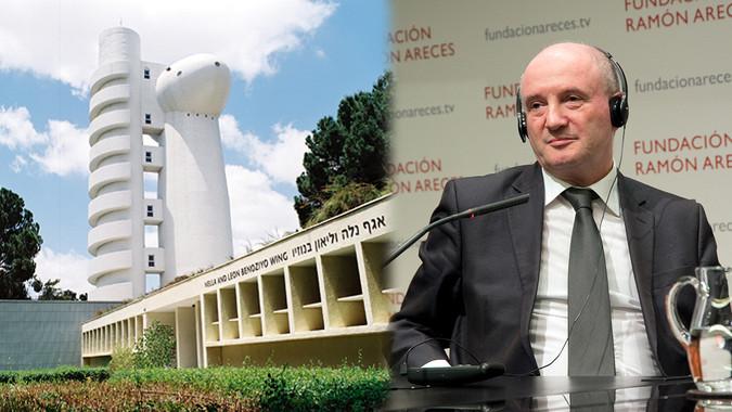 Weizmann Institute, Daniel Zajfmann- Fundación Ramón Areces