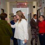 Instala CEDH módulo en Hospital Civil de Pánuco: Diputada Octavia Ortega