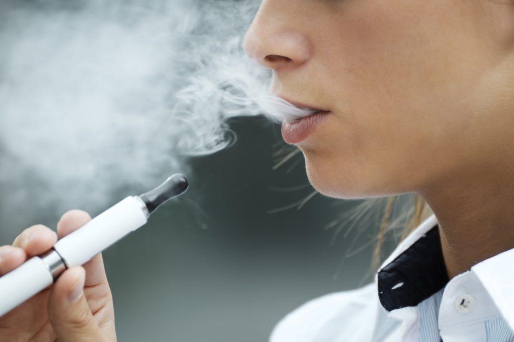 Cigarrillo electrónico- Fotolia