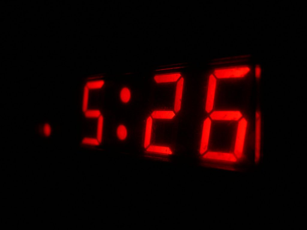 Despertador- EZU