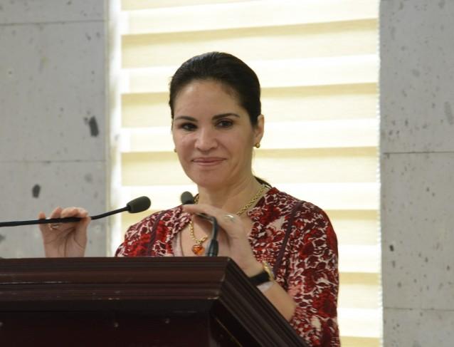 Diputada Mónica Robles Barajas