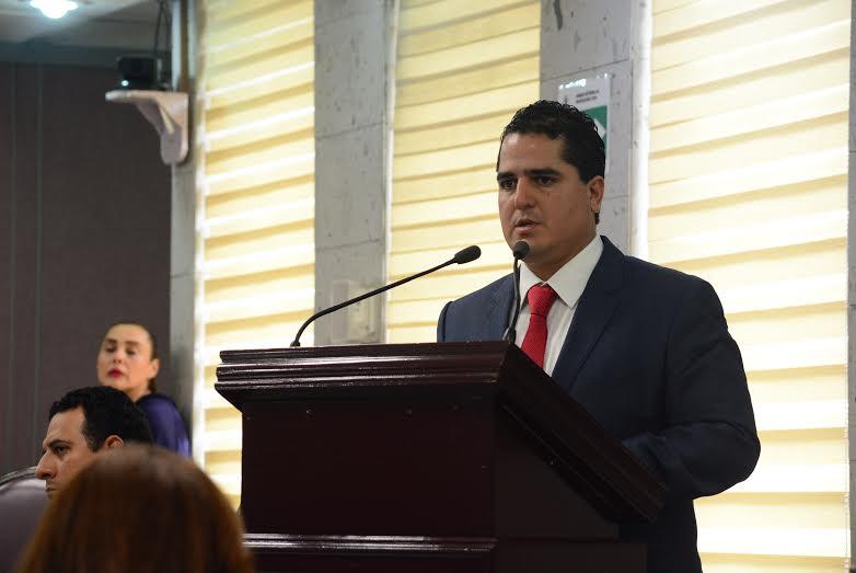 Diputado Adolfo Jesús Ramírez Arana