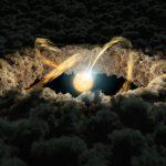 'Ecos de luz' para medir las distancias de los discos protoplanetarios