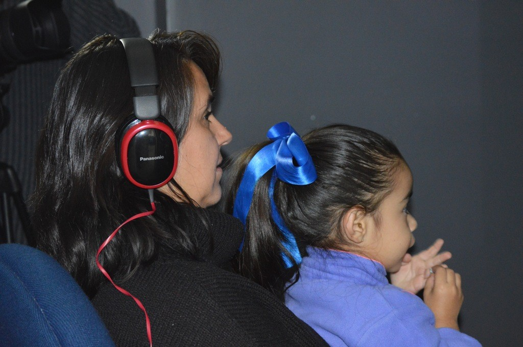Laboratorio de Infantes, Gabriela Farell Rodríguez y Vannia Peregrina Farell