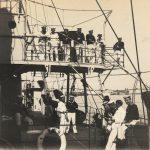 Las fotografias capturadas por Hugo Brehme, revelan otra prespectiva de la invasión estadounidense de 1914 a México- INAH, SINAFO, FN
