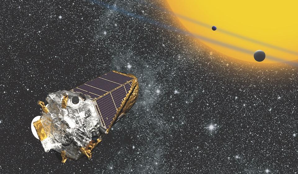 Telescopio Espacial Kepler- NASA