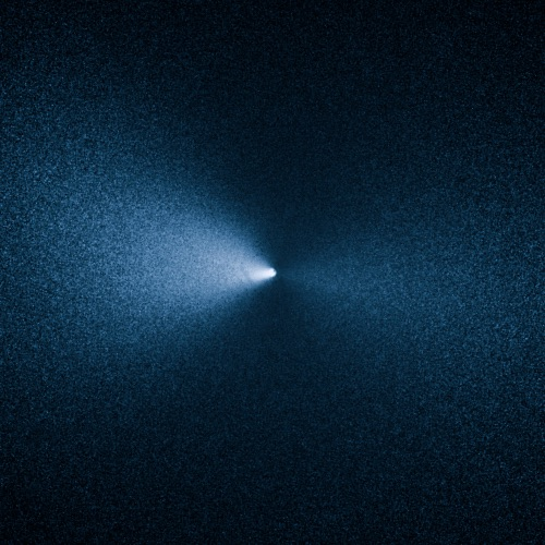 Cometa 252P_LINEAR- Imagen NASA, ESA, y J-Y Li (Planetary Science Institute)