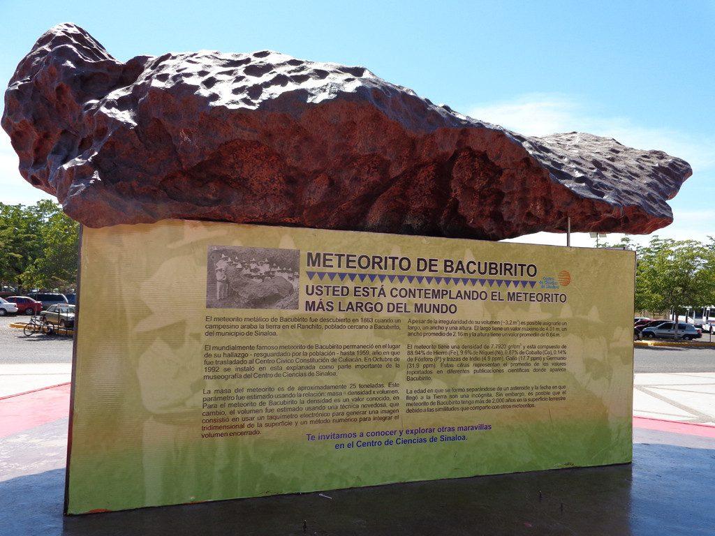 Meteorito de Bacubirito