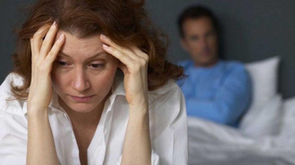 Problemas del sueño, dormir, menopausia