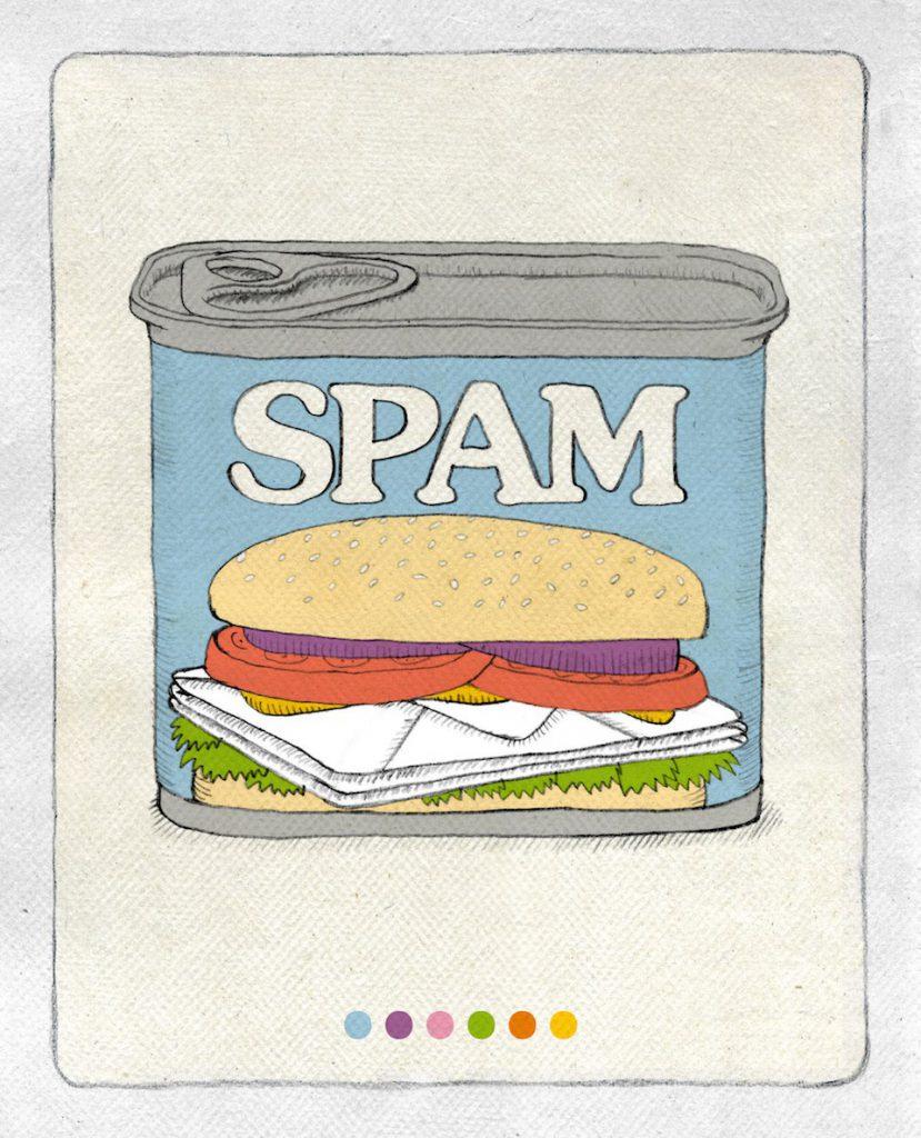 Spam, correo basura- Wearbeard
