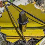 El Espejo de Oro del Telescopio Espacial James Webb