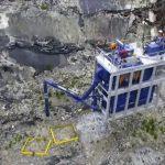 Un aspirador gigante para limpiar los desechos radiactivos en Fukushima