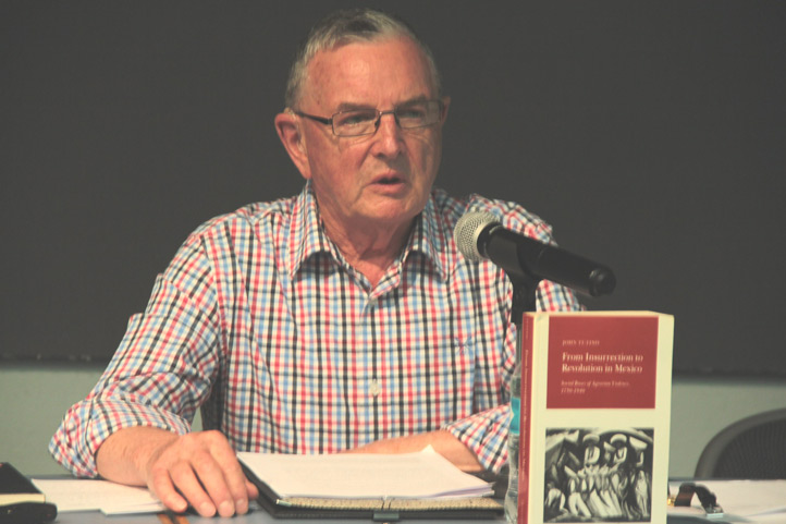 Brian R. Hamnett, profesor de la Universidad de Essex, Roots of Insurgency