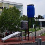 Estudiantes crean calentador solar diez veces más económico para personas de escasos recursos