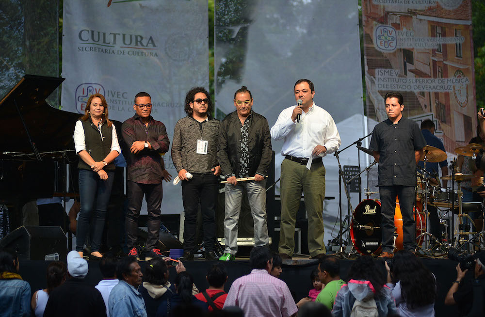 Clausura del Xalapa Jazz Festival 2016