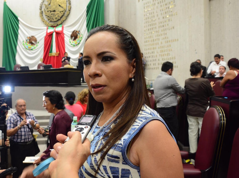 Diputada Jaqueline García Hernández
