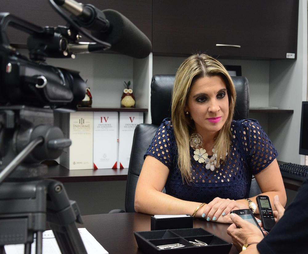 Diputada María Belén Fernández del Puerto