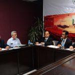 Analizan autonomía presupuestal de la UV diputados y representantes universitarios