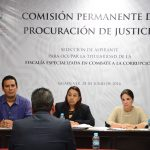 Concluyen entrevistas de aspirantes al cargo de Fiscal Especializado en el Combate a la Corrupción