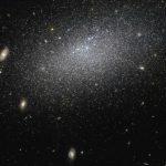 El Hubble Descubre un Misterioso Ermitaño
