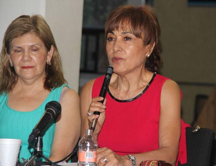 Leticia Reina, autora del libro Cultura política y formas de representación indígena en México