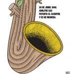 Adolphe Sax consigue la patente de su instrumento musical, el saxofón: 28 de junio de 1846