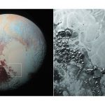 El enigma de los polígonos que cubren la superficie de Plutón