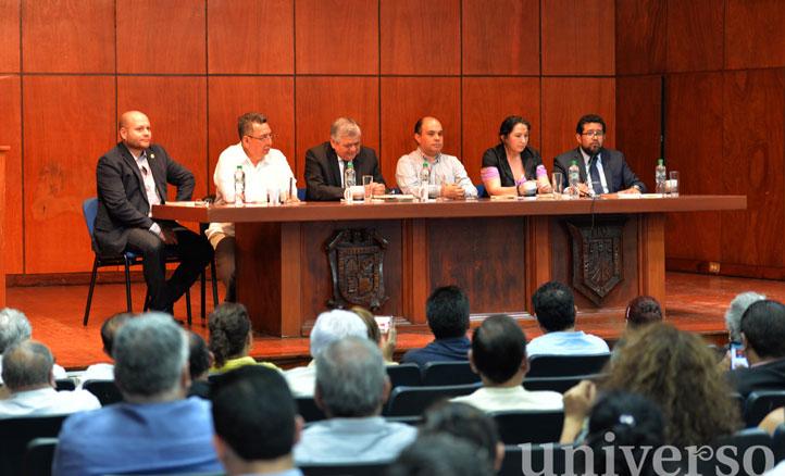 En México no se busca prevenir el delito: José Alfredo Gómez Reyes