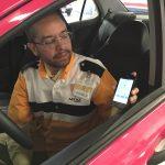 Aplicación para taxis inteligente en la Ciudad de México