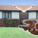 Casa inteligente controlada a través del celular