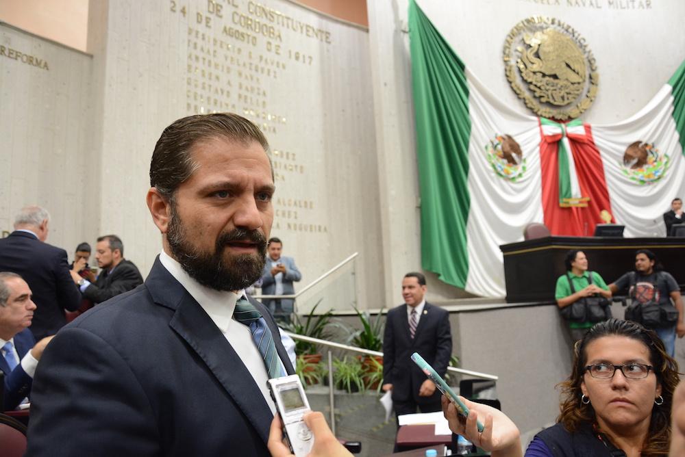 Diputado Alejando Zairick Morante