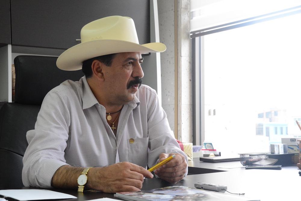 Diputado Ignacio Enrique Valencia Morales