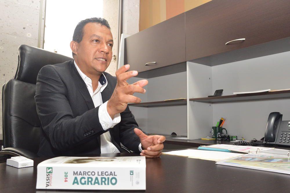 Diputado Juan Cruz Elvira