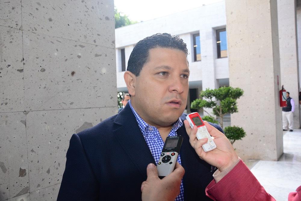Diputado Raúl Zarrabal Ferat